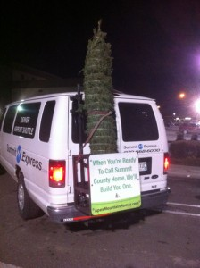 christmas in breckenridge