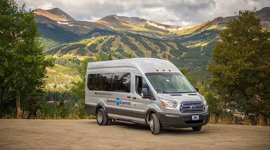 Ford transit breckenridge