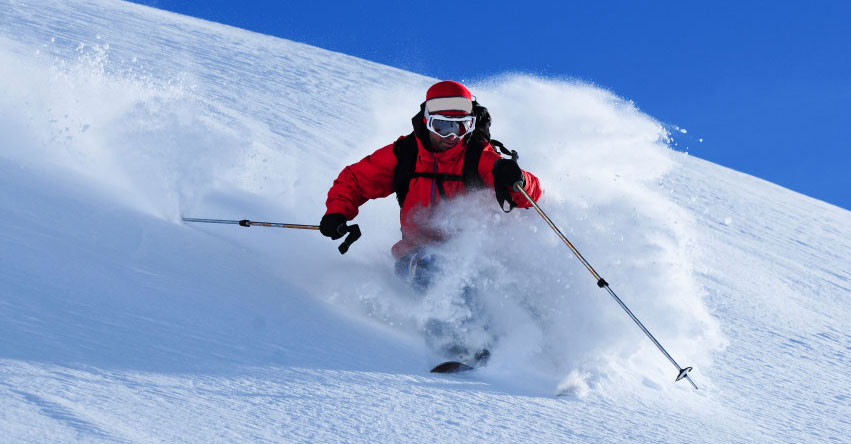 Colorado Powder Skier