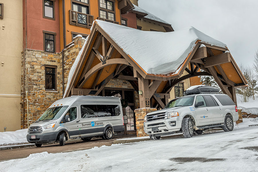 Daily Airport Shuttles to Summit County