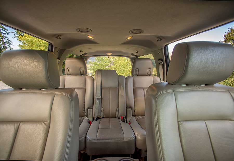 2015 ford expedition interior-