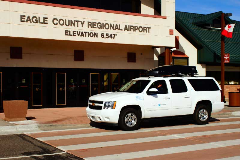 eagle county airport suv charter