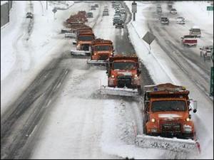 cdot snow plows