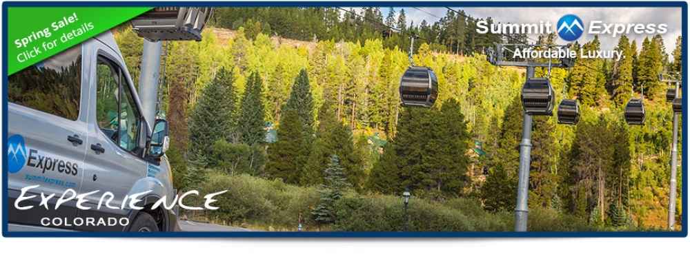 Experience Breckenridge in the Summer
