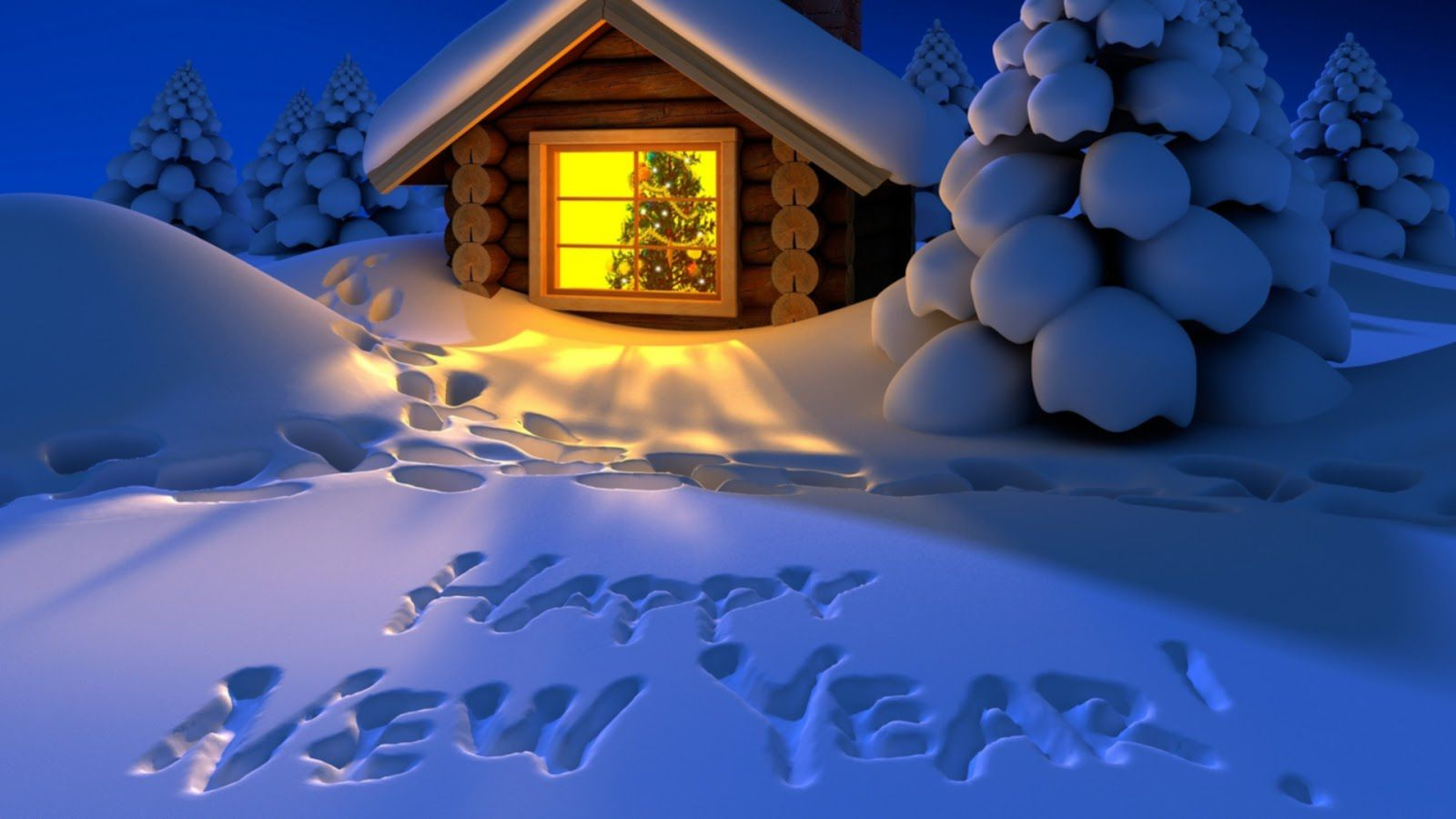 Winter-House-Happy-New-Year-2016-Photo