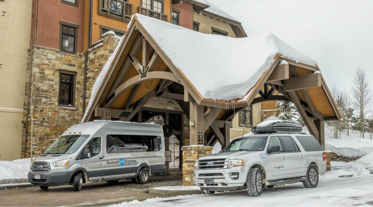 Copper Mountain Airport Shuttle