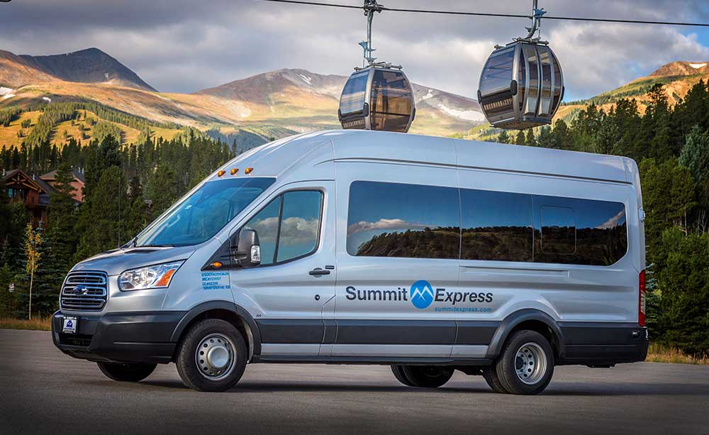 Breckenridge Airport Shuttle