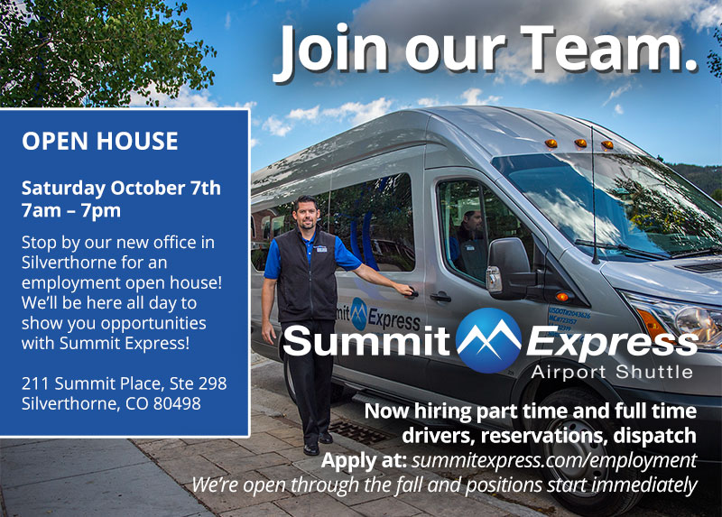 Summit Express Employment Open House