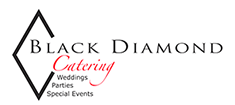black diamond catering