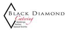 black diamond catering