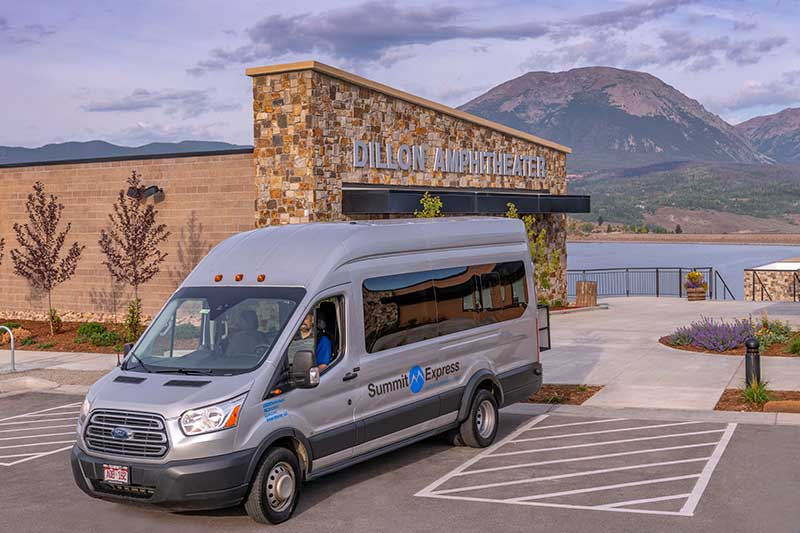 Denver Airport to Silverthorne and Dillon Shuttle