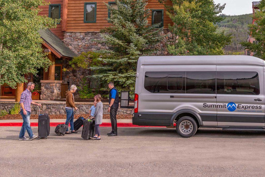 Summit Express Family at Van