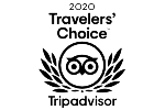 Trip Advisor Travelers Choice 1