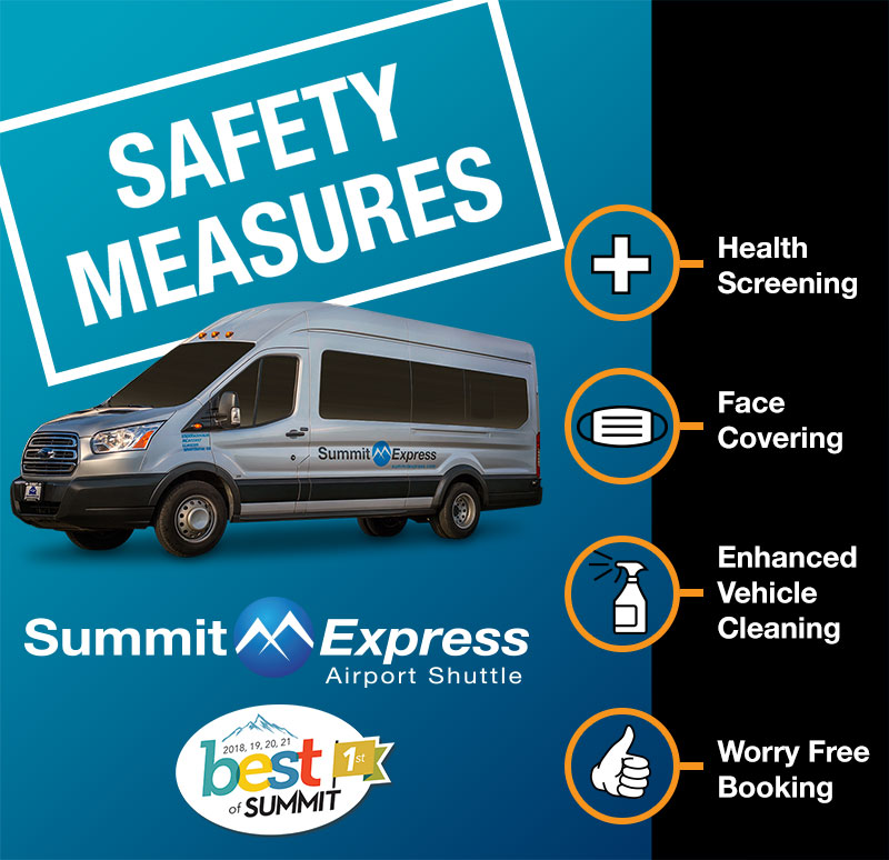 summit expess infograph